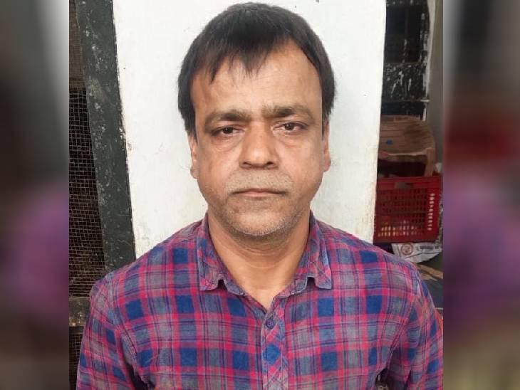 होटल संचालक राजमल गुप्ता, जिसने जमीन पर कब्जा करने का किया था प्रयास।