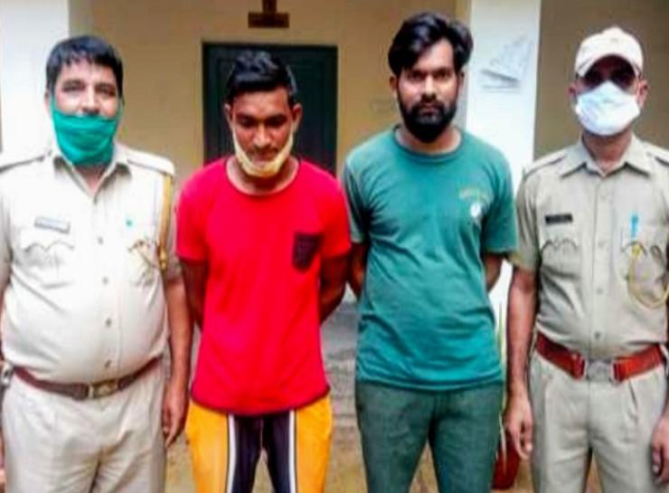 बच्चों के बीच कहासुनी में कलाकार कॉलोनी में दो गुटों के बीच हुआ था खूनी संघर्ष, जानलेवा हमले में चली गई थी एक व्यक्ति की जान|जयपुर,Jaipur - Dainik Bhaskar
