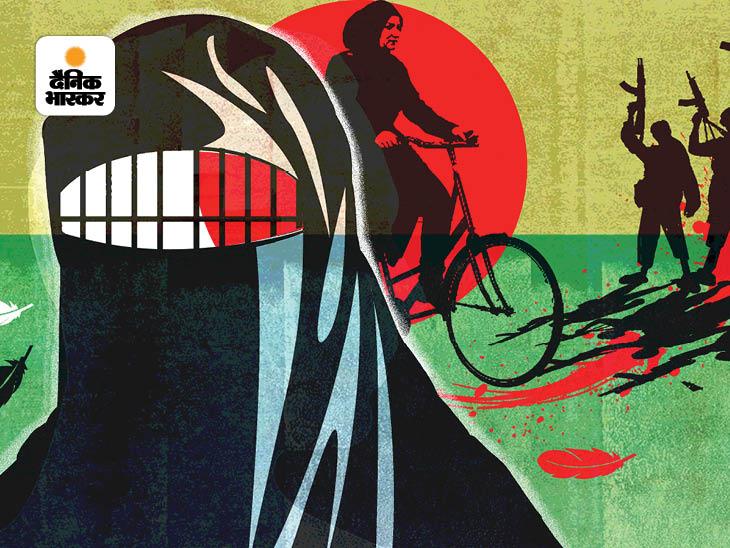 तालिबान ने छीनी महिला खिलाड़ियों की आजादी, 20 साल में गंवाया खेल मैदान|वुमन,Women - Dainik Bhaskar