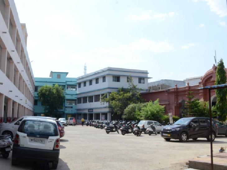 सागर में आज से खुलेंगे कॉलेज। - Dainik Bhaskar