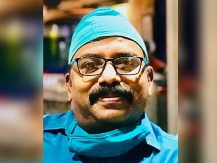 भोपाल के जानमाने डॉक्टर एन गणेश। (फाइल फोटो) - Dainik Bhaskar