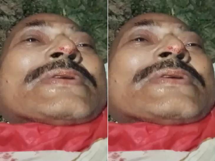दुकान बंद कर वापस लौट रहे थे, बाइक सवार तीन अपराधी आए व करने लगे फायरिंग;एक की घटनास्थल पर हुई मौत, दूसरे ने इलाज के दौरान तोड़ा दम|मोतिहारी (पूर्वी चंपारण),Motihari (East Champaran) - Dainik Bhaskar