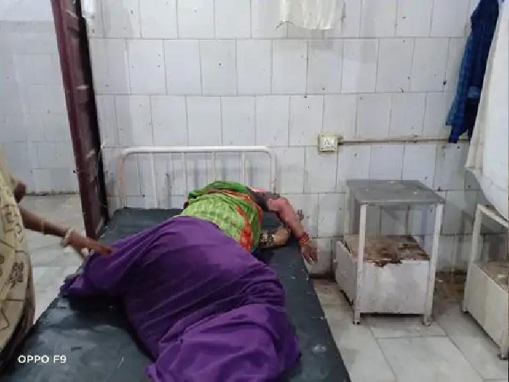 झुलसी मां ने भी तोड़ा दम; तीन मासूम बच्चों की घटनास्थल पर हुई थी मौत, सास ने कहा- 'काहेला गेली हम सब्जी लेबे'|मुजफ्फरपुर,Muzaffarpur - Dainik Bhaskar