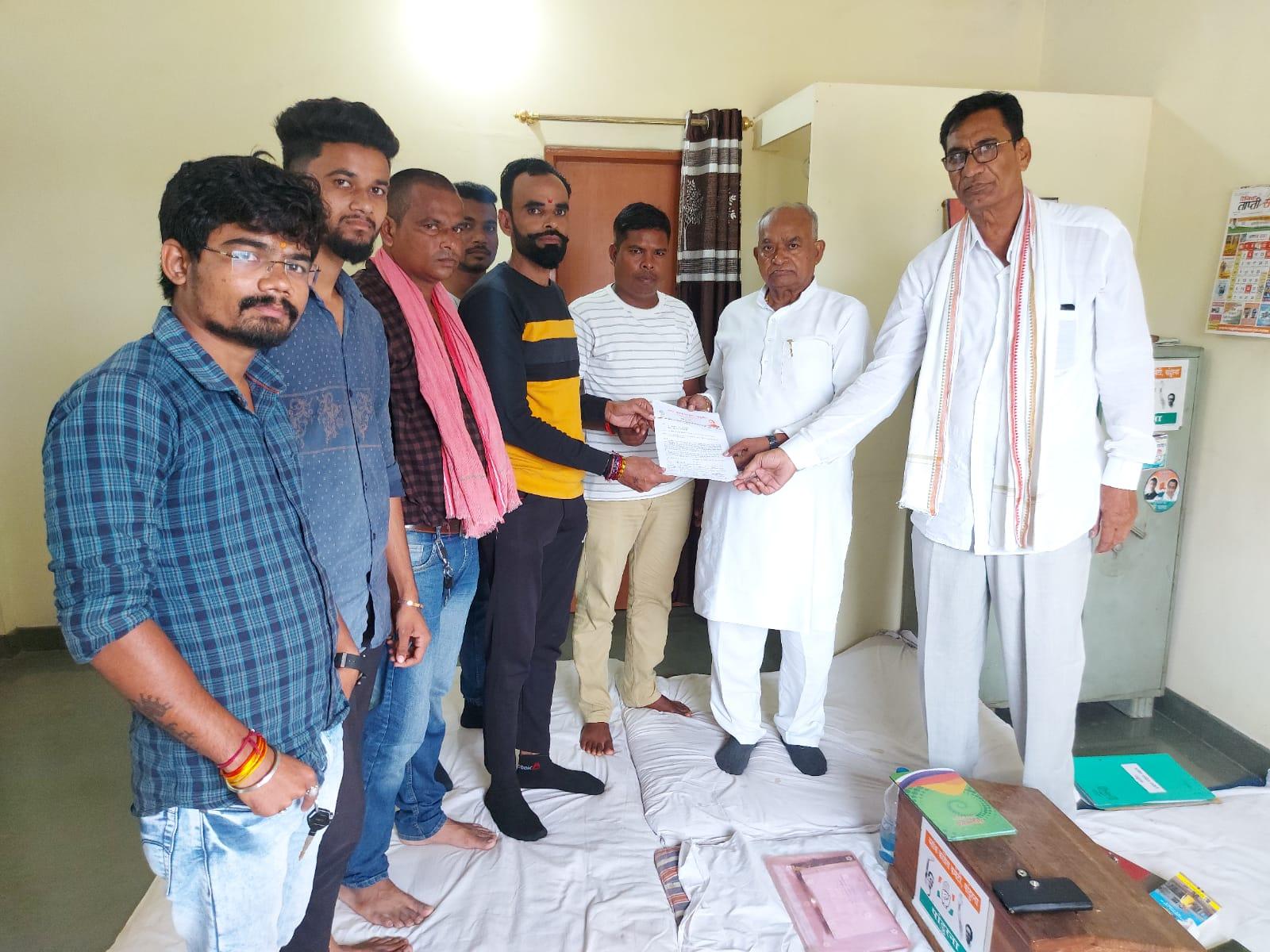 युवक कांग्रेस अध्यक्ष सहित युवकों ने छोड़ी पार्टी, संगठन पर लगाए आरोप, पांढुर्ना कांग्रेस में हलचल|छिंदवाड़ा,Chhindwara - Dainik Bhaskar