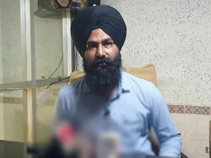 कहा- 6 साल से बेअदबी मामले पर हो रही राजनीति, DGP सैनी की गिरफ्तारी पर रोक लगने को बताया सरकारों की मिलीभगत|लुधियाना,Ludhiana - Dainik Bhaskar