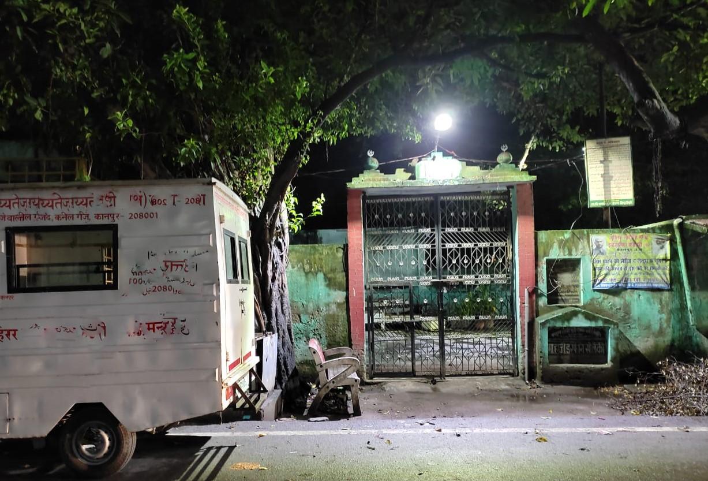 महापौर ने बताया कि नगर निगम मस्जिद क्या किसी भी धर्म स्थल के अंदर कोई कार्य नहीं करा सकता है। इसकी जांच होगी। - Dainik Bhaskar