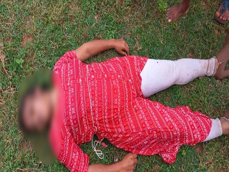 जोक नदी पर बने पुल से नदी में कूद गई महिला, नहाने पहुंचे लोगों को मिला था शव; आत्महत्या के कारणों का पता लगा रही पुलिस|छत्तीसगढ़,Chhattisgarh - Dainik Bhaskar