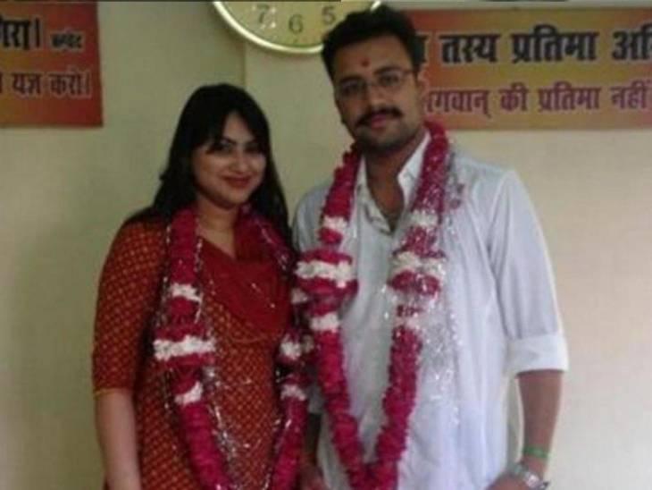 सारा सिंह महराजगंज जिले के नौतनवां विधानसभा सीट से निर्दलीय विधायक अमनमणि त्रिपाठी की पत्नी थी।