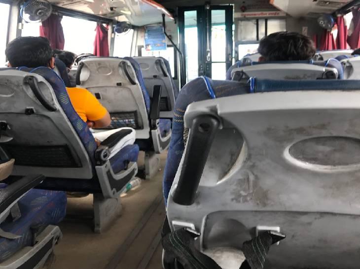 रोडवेज की सबसे बेहतरीन बसों में होती है जनरथ की गिनती, ट्विटर की शिकायत पर अफसरों ने लिया संज्ञान|गाजियाबाद,Ghaziabad - Dainik Bhaskar