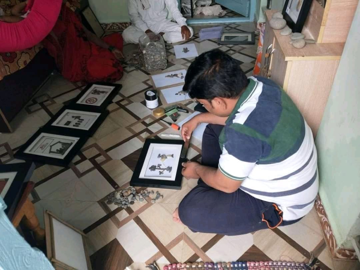 प्रल्हाद अपने घर पर ही सभी प्रोडक्ट तैयार करते हैं। इसमें उनकी वाइफ और परिवार के बाकी लोग भी मदद करते हैं।