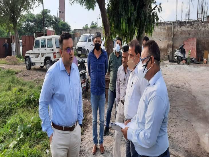 अगस्त 2022 तक पुराने लखनऊ में म्यूजियम और फूड कोर्ट बनाने का एलडीए वीसी ने दिया निर्देश, म्यूजियम में दिखेगा लखनऊ|लखनऊ,Lucknow - Dainik Bhaskar