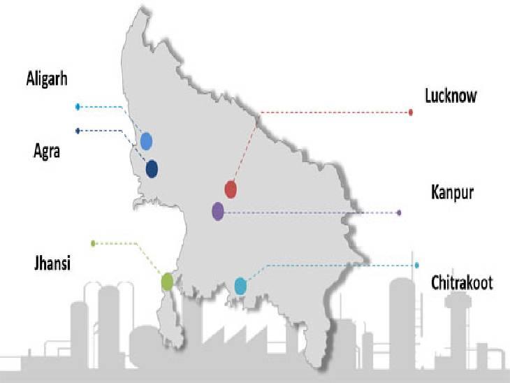 उत्तर प्रदेश के इन 6 शहरों में बन रहा है डिफेंस कॉरिडोर