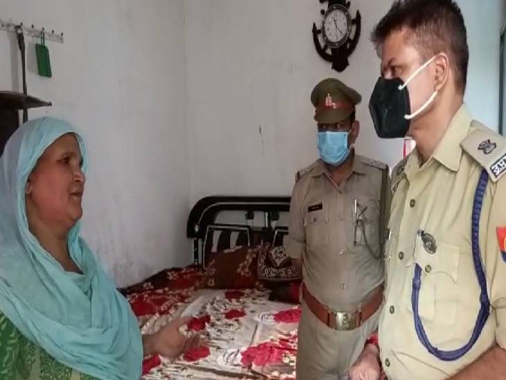 दहेज के लिए महिला की हत्या। - Dainik Bhaskar