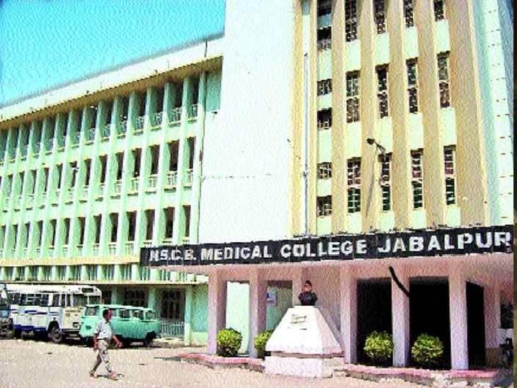 जबलपुर मेडिकलकी वायरोलॉजी लैब तीन दिन के लिए बंद, हैदराबाद, सागर व ICMR में भेजे जाएंगे सेम्पल जबलपुर,Jabalpur - Dainik Bhaskar