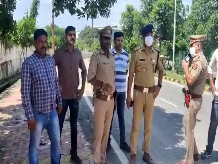 दिल्ली का रहने वाला अपराधी नोएडा में देता था घटना को अंजाम, गैंगस्टर एक्ट के तहत दर्ज है मुकदमा|गौतम बुद्ध नगर,Gautambudh Nagar - Dainik Bhaskar