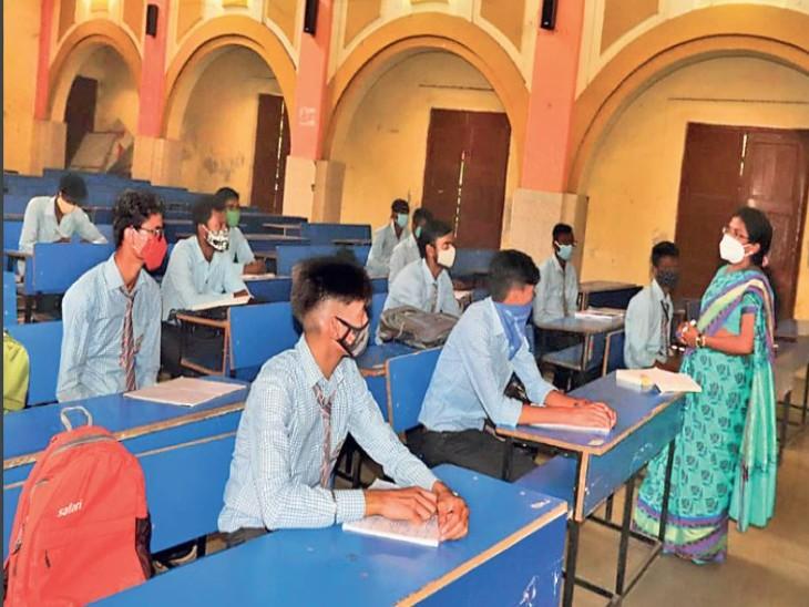 छठी से 8वीं तक भी शुरू होंगी कक्षाएं; इस बार दुर्गा पूजा पंडालों में जा सकेंगे श्रद्धालु, पूजा पंडालों में दर्शन के लिए हो ऑनलाइन बुकिंग की व्यवस्था रांची,Ranchi - Dainik Bhaskar