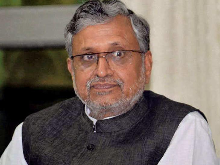 सांसद सुशील मोदी ने कहा- ये सभी हिंदी प्रेमियों का है अपमान, सोरेन के बयान पर लालू प्रसाद क्यों हैं चुप?|बिहार,Bihar - Dainik Bhaskar