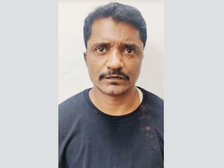 ट्रेन में दिल्ली जा रहा था जान मोहम्मद, चलती गाड़ी में दिल्ली पुलिस की टीम ने दबोचा|कोटा,Kota - Dainik Bhaskar