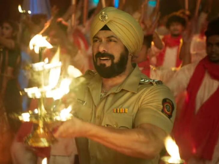 सलमान खान स्टारर 'अंतिम' दशहरा पर सिनेमाघरों में हो सकती है रिलीज, फरदीन खान 'विस्फोट' से 11 साल बाद बॉलीवुड में कर रहे हैं वापसी|बॉलीवुड,Bollywood - Dainik Bhaskar