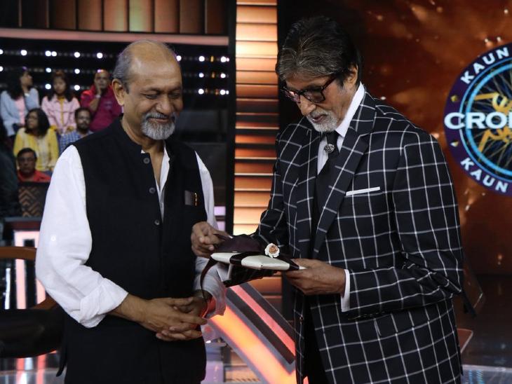 'केबीसी-13' में पूछा गया 'संसद बैठक' पर गलत सवाल, शो के प्रोड्यूसर सिद्धार्थ बसु ने सोशल मीडिया पर दी सफाई|टीवी,TV - Dainik Bhaskar