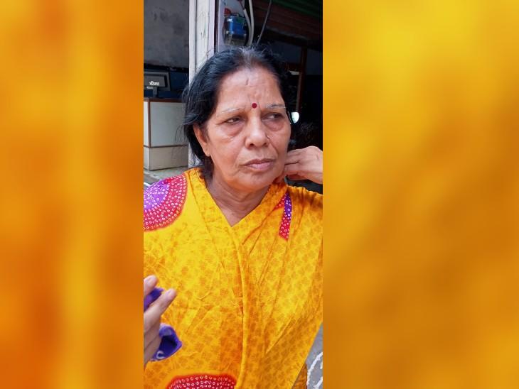 मंदिर से घर लौट रही महिला को बातों में उलझाया,युवक बोले-आपके परिवार पर आ सकती है परेशानी,जेवरात उतारकरजमीन पर रखवाए,लेकर भागे|गंगापुर सिटी,Gangapur City - Dainik Bhaskar