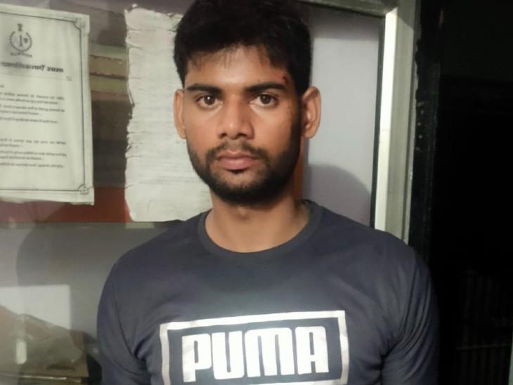 चचेरे और ममेरे भाई ने रास्ते में रोककरमारा,फायरिंग कर भागेगए,4 बीघा जमीन पर कब्जे का विवाद|धौलपुर,Dholpur - Dainik Bhaskar