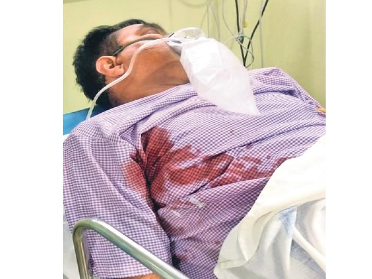 जाप नेता काे गाेली मारने के मामले में दाे सहाेदर भाइयों समेत चार पर मामला दर्ज पटना,Patna - Dainik Bhaskar