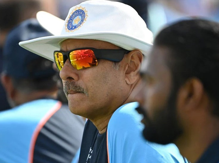 रवि शास्त्री की कोचिंग में भारतीय टीम ने एक भी ICC खिताब नहीं जीता है।