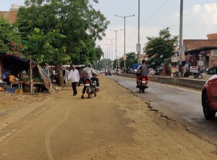 सीएम और उनके मंत्री के गृह जिलों में सड़क सुधारने के लिए राजधानी से 76-61 फीसदी ज्यादा बजट|राजस्थान,Rajasthan - Dainik Bhaskar