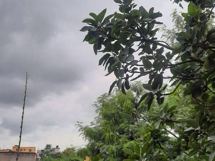 रांची में पिछले 24 घंटे में 2 मिमी. बारिश रिकॉर्ड की गई है। - Dainik Bhaskar