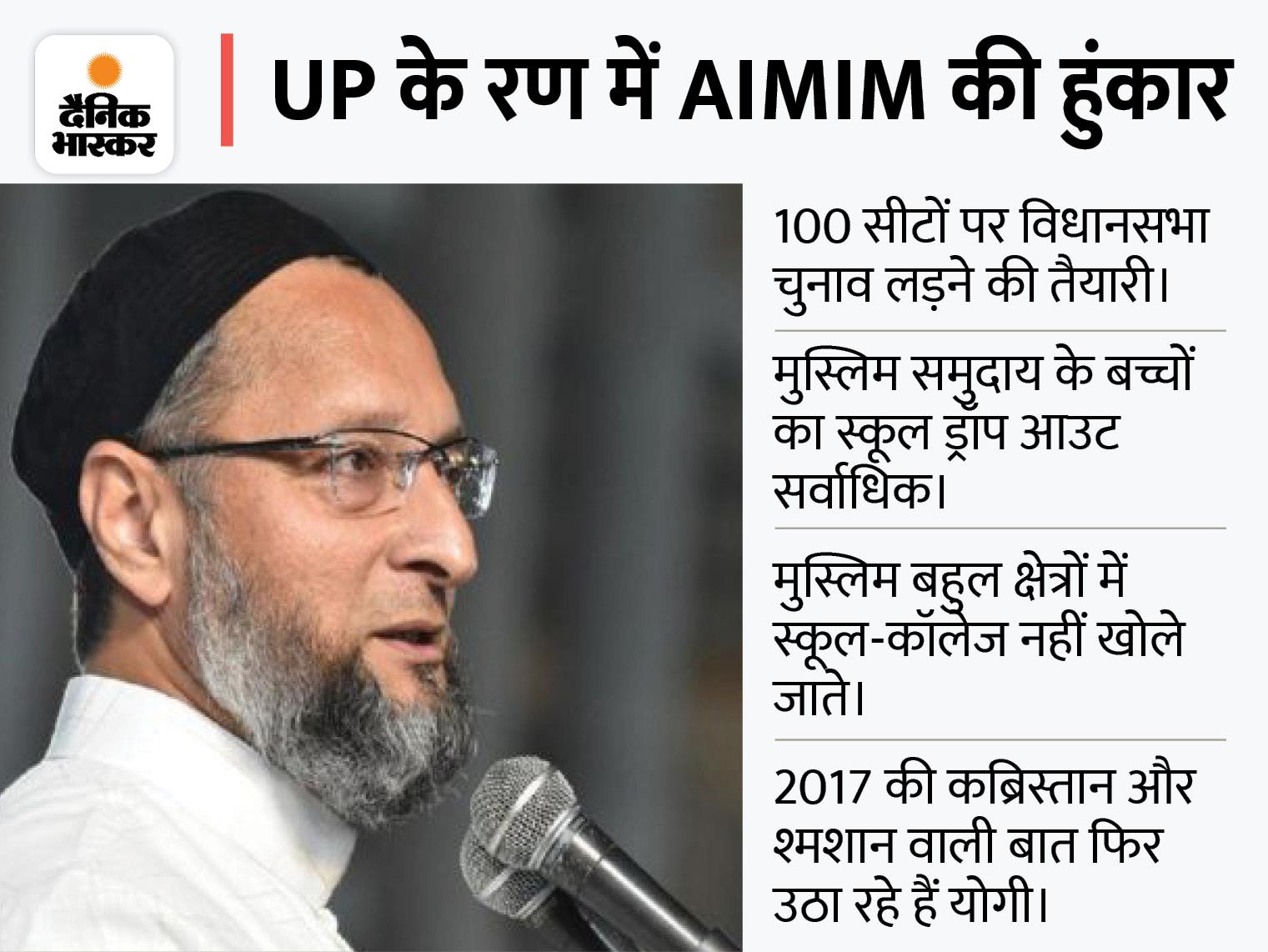 कहा- दम है तो तालिबान को आतंकी घोषित करे केंद्र; UP में मुख्तार को टिकट देने पर बोले- प्रज्ञा ठाकुर दूध की धुली हैं क्या?|बिहार,Bihar - Dainik Bhaskar