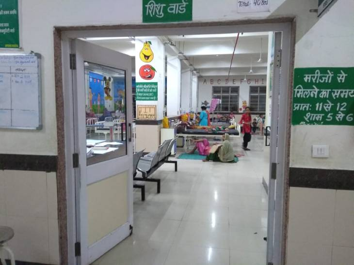 जिले में डेंगू मरीजों की लगातार बढ़ रही संख्या, अब तक 53 पॉजिटिव, आधे से ज्यादा ठीक हुए, चिकनगुनिया का एक भी केस नहीं|उज्जैन,Ujjain - Dainik Bhaskar