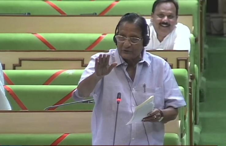 यूडीएच मंत्री शांति धारीवाल बोले- 69A जादुई धारा है, बीजेपी राज में उपयोग नहीं कर पाए, लेकिन अब 'जादूगर' करेगा|जयपुर,Jaipur - Dainik Bhaskar