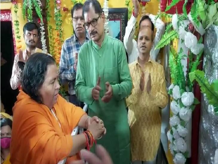 भोपाल में पति ने काटी पत्नी की नाक, राधाष्टमी पर दर्शन करने विदिशा पहुंची उमा भारती; रीवा में दो भाइयों को भीड़ ने घेरकर पीटा|मध्य प्रदेश,Madhya Pradesh - Dainik Bhaskar