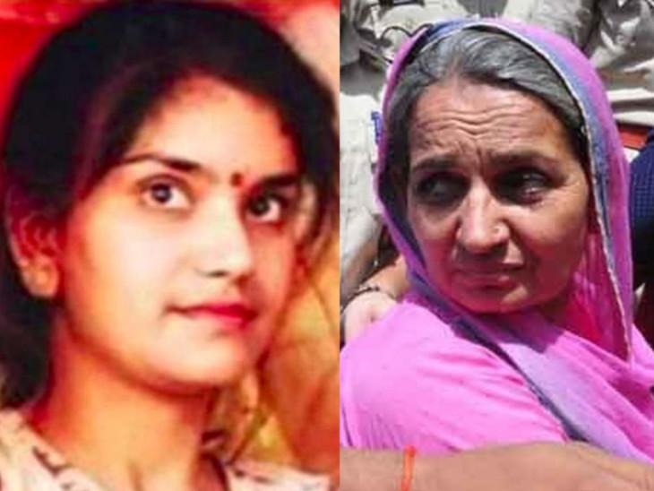 नर्मदा तट पर 5 साल फरारी काटी थी इंद्रा ने, गिरफ्तारी के लिए 5 लाख का इनाम भी रखा; 10 साल पुराने केस में अब सभी 17 आरोपियों को बेल|जोधपुर,Jodhpur - Dainik Bhaskar