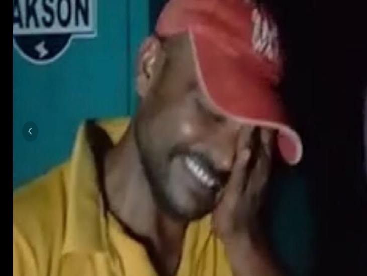जालंधर में करंट लगने से मारे गए उत्तर प्रदेश के कन्हैया लाल  का भाई। - Dainik Bhaskar