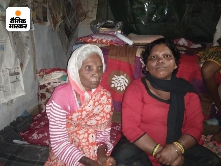 एतबरिया का परिवार उनके मिलने की उम्मीद खो चुका था। 12 साल बाद वो मिलीं तो सबकी आंखें भर आईं।