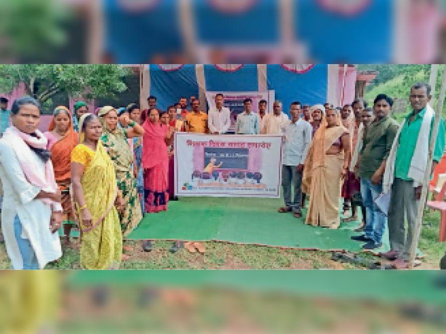 नई दिल्ली की संस्था ने शिक्षकाें का सम्मान किया। - Dainik Bhaskar