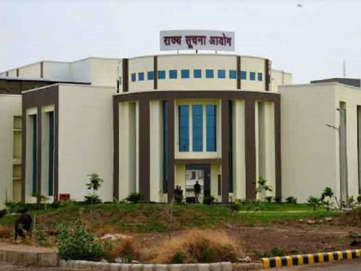 छत्तीसगढ़ राज्य सूचना आयोग ने सूचनाएं नहीं देने पर 5 ग्राम पंचायत सचिवों पर लगाया 25-25 हजार का जुर्माना; वेतन से काटने के निर्देश|रायपुर,Raipur - Dainik Bhaskar