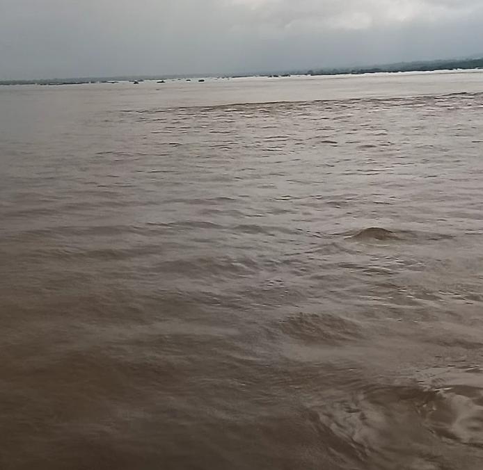 आधा-एक मीटर ऊपर नीचे हो रहा, बारिश अगर बढ़ी तो पहुंच जाएगा 30 मीटर के ऊपर मुरैना,Morena - Dainik Bhaskar