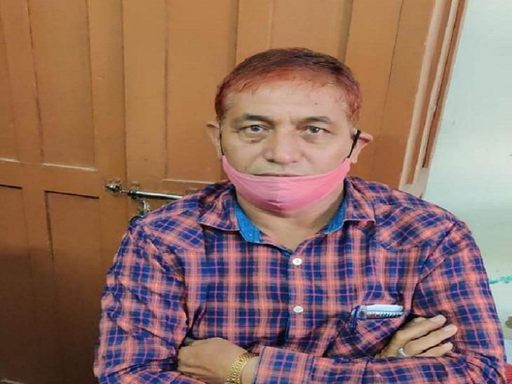 आरोपी चतुरराम - Dainik Bhaskar