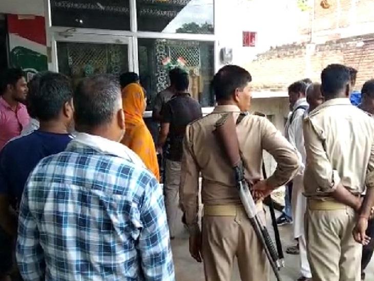 सरकारी की जगह आशा ने भेजा प्राइवेट अस्पताल, ऑपरेशन के नाम पर काट दी किडनी और पेट की नसें; नवजात की मौत-महिला गंभीर आगरा,Agra - Dainik Bhaskar