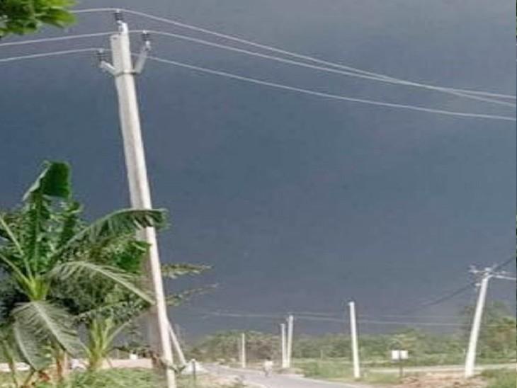 ब्रह्मपुरा, राहुलनगर और चांदनी चौक समेत कई इलाकों में लोकल फॉल्ट के कारण आठ घंटे तक बिजली बाधित रही - Dainik Bhaskar