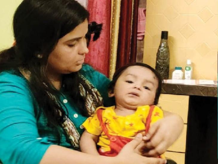 ऑक्सीजन सपोर्ट पर हॉस्पिटल में भर्ती, तेज बुखार के साथ सांस लेने में हो रही परेशानी; हालत बिगड़ने के बाद लोग मांग रहे दुआ|पटना,Patna - Dainik Bhaskar