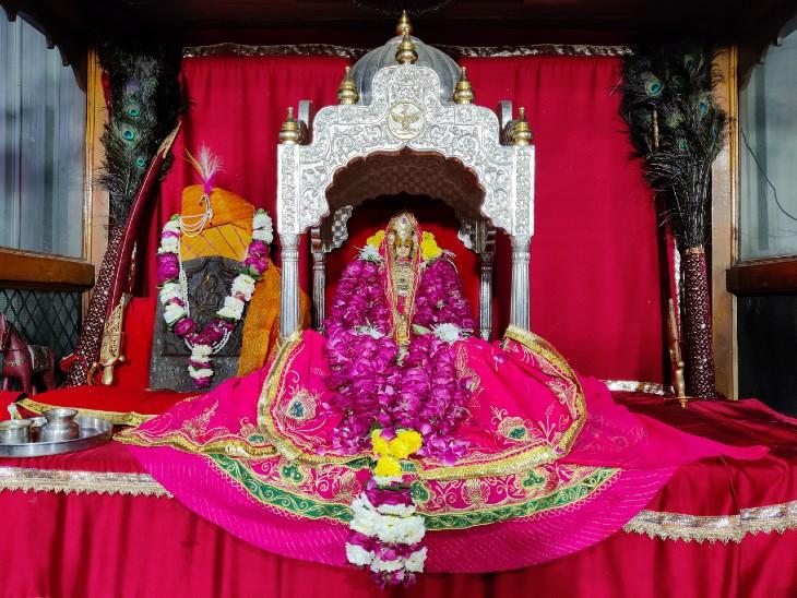 भादवा की तेरस से लेकर पूर्णिमा तक होने वाला मेला स्थगित, भक्तों के लिए आरती औैर दर्शन होंगे ऑनलाइन, 21 सितंबर को खुलेंगे दर्शन|बाड़मेर,Barmer - Dainik Bhaskar