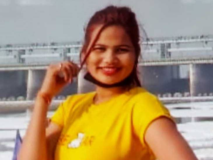 एक दिन पहले गांव से इंदौर आई थी नवविवाहिता, पति ऑफिस से घर लौटा तो घटना का पता चला; 3 माह पहले हुई थी शादी|इंदौर,Indore - Dainik Bhaskar
