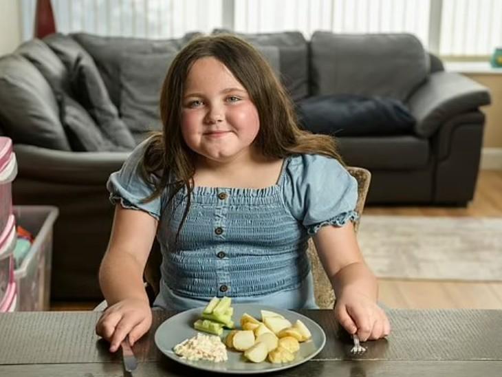 8 साल की लिली का जीवन सिर्फ फलों और सब्जियों के सहारे, जन्मजात दुर्लभ बीमारी के कारण प्रोटीन लेने की मनाही; यह ब्रेन डैमेज कर सकता है लाइफ & साइंस,Happy Life - Dainik Bhaskar
