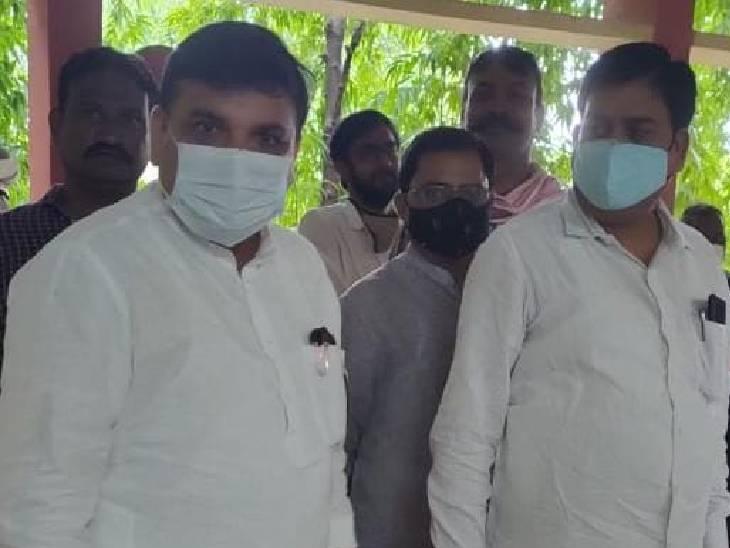 13 साल पहले उप निबंधक ऑफिस में क्लर्क से मारपीट का आरोप, कोतवाली नगर में दर्ज हुआ था मामला|सुलतानपुर,Sultanpur - Dainik Bhaskar
