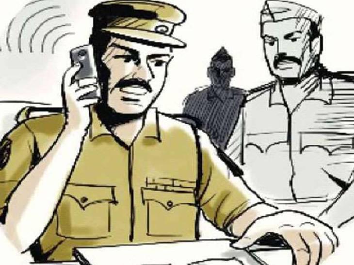 लखनऊ में एक चौकी इंचार्ज का घूस मांगने का ऑडियो वायरल, बंथरा थाने के एक चौकी प्रभारी का आ रहा नाम|लखनऊ,Lucknow - Dainik Bhaskar