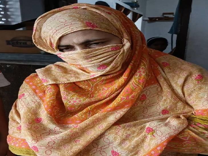 आतंकी आमिर की मां ने आरोपों को बताया फर्जी, कहा 2003 के बाद परिवार का सदस्य नहीं गया साऊदी|लखनऊ,Lucknow - Dainik Bhaskar